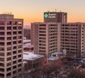 Baptist health establishes and enforces contractor above ceiling policy for firestopping with Specified Technologies, Inc.