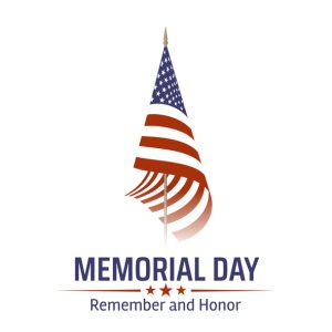 Memorial Day- Office Closure (May 31)