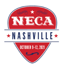 NECA 2021 Nashville